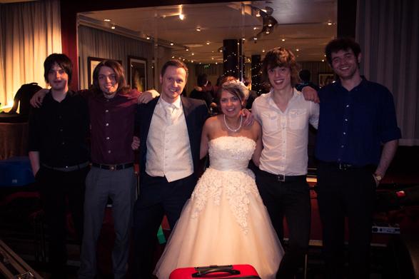 Chris and angela wedding