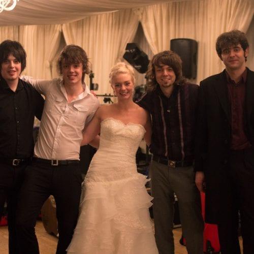 Jo and Nick's Wedding at Van Dyk Hotel, Clowne