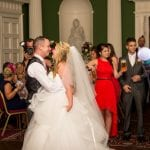 Leah and Jason's Wedding at Hazlewood Castle, Leeds
